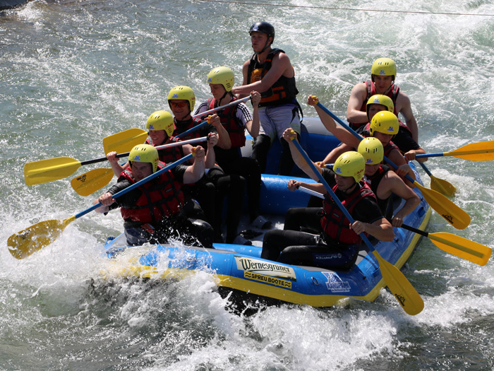 Foto Rafting 1