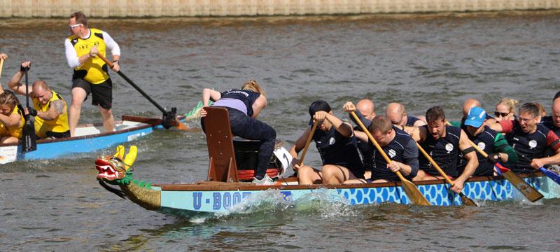Drachenbootteam